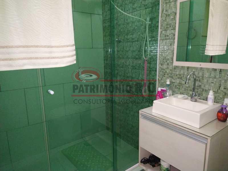 índiceddd11 - Ótima casa Linear 2quartos Vista Alegre - PACA20254 - 25