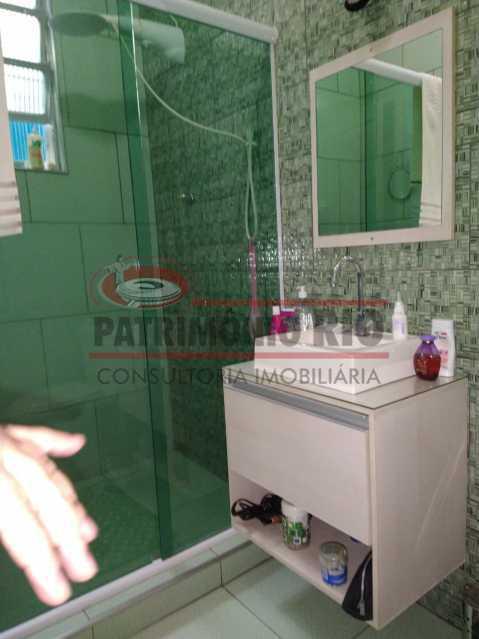 índiceddd10 - Ótima casa Linear 2quartos Vista Alegre - PACA20254 - 27