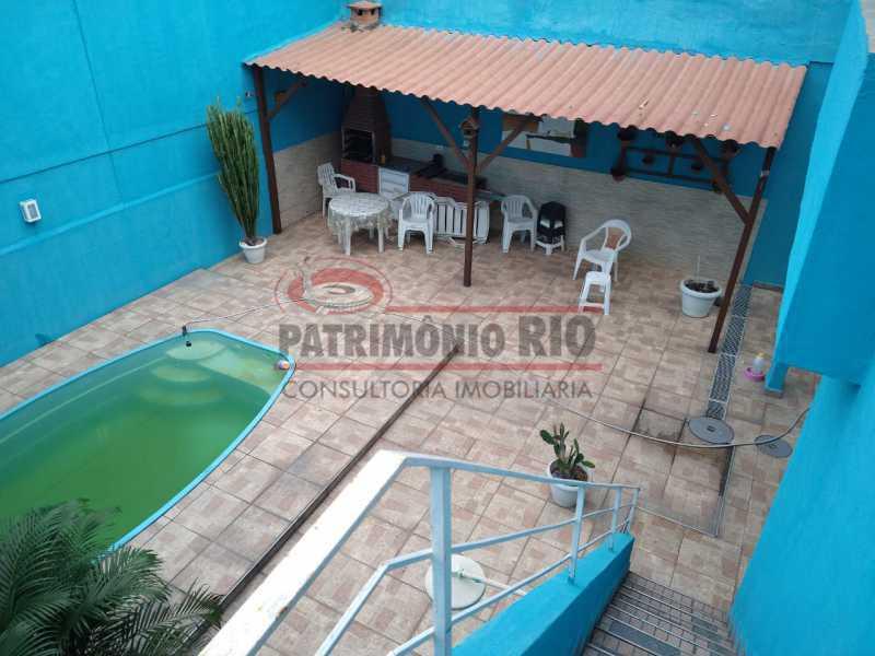 índiceddd9 - Ótima casa Linear 2quartos Vista Alegre - PACA20254 - 1