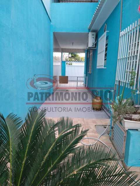índiceddd8 - Ótima casa Linear 2quartos Vista Alegre - PACA20254 - 21