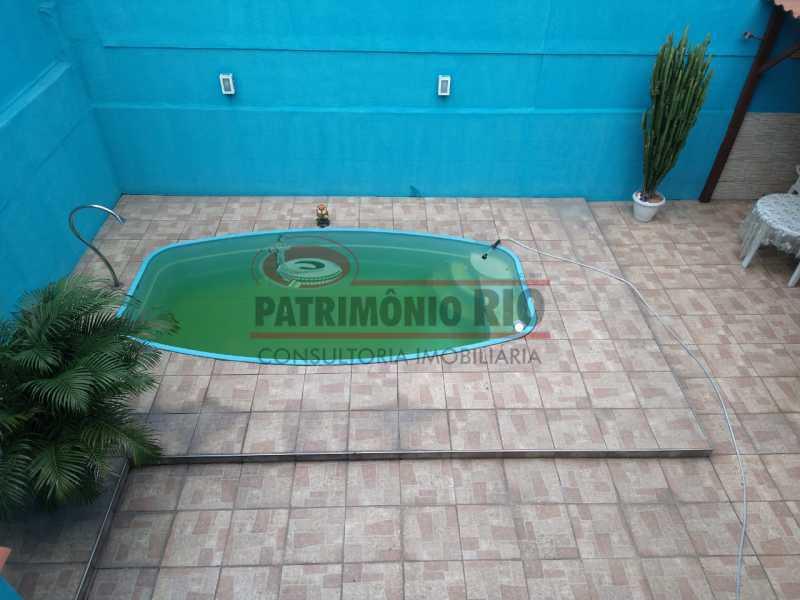 índiceddd6 - Ótima casa Linear 2quartos Vista Alegre - PACA20254 - 30