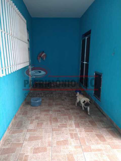índiceddd5 - Ótima casa Linear 2quartos Vista Alegre - PACA20254 - 31