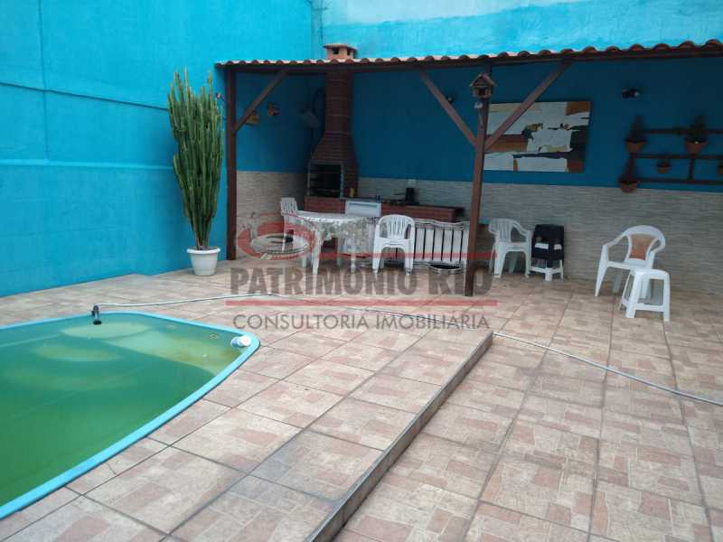 índiceddd4 - Ótima casa Linear 2quartos Vista Alegre - PACA20254 - 3