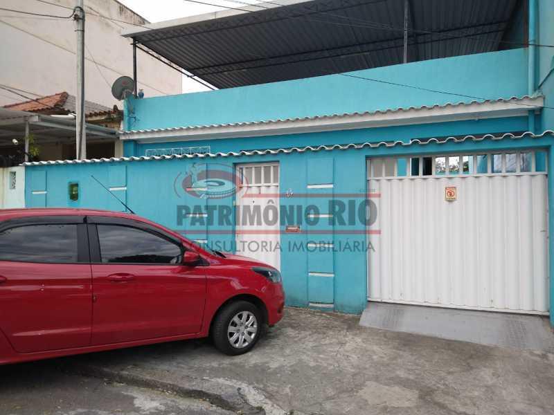 índiceddd1 - Ótima casa Linear 2quartos Vista Alegre - PACA20254 - 20