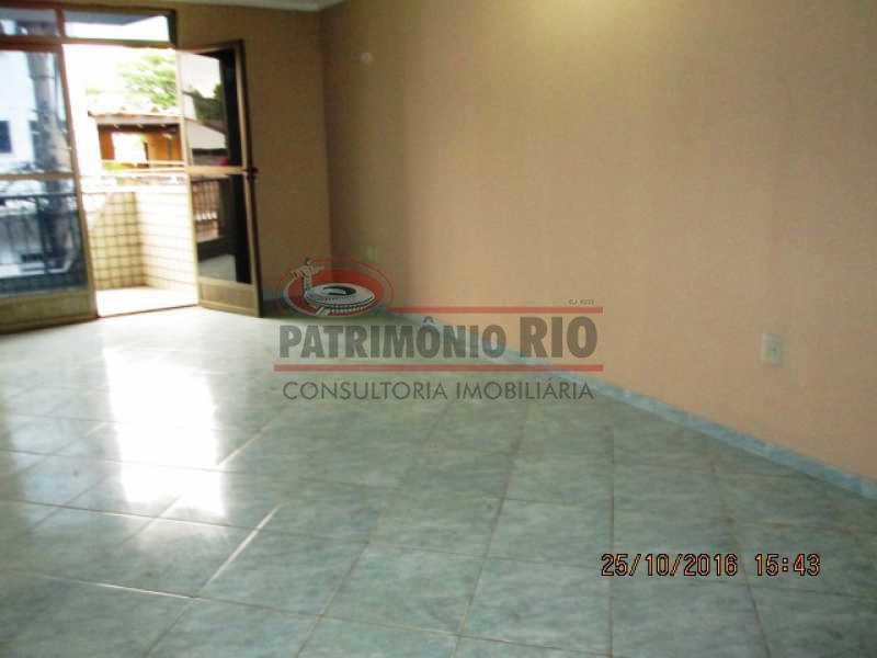IMG_3049 - ESPETACULAR APTO, 2QUARTOSA, VARANDÃO, VAGA DE GARAGEM ESCRITURA - JARDIM AMERICA - PAAP21155 - 10