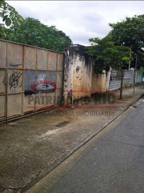 297615032924545 - Terreno Multifamiliar à venda Parada de Lucas, Rio de Janeiro - R$ 400.000 - PAMF00008 - 4