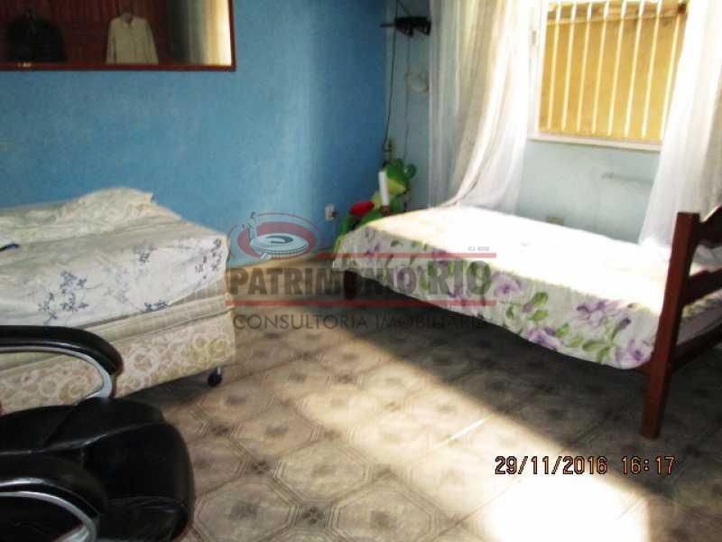 IMG_3249 - Espetacular Casa frente de rua, e fundos Casa Duplex - Vista Alegre=Oportunidade - Olho na localização!! - PACA30233 - 14