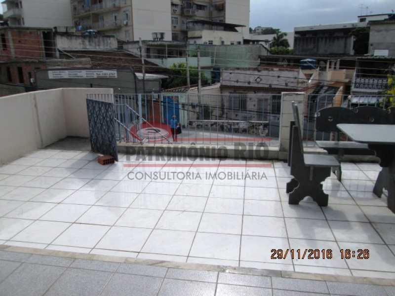 IMG_3290 - Espetacular Casa frente de rua, e fundos Casa Duplex - Vista Alegre=Oportunidade - Olho na localização!! - PACA30233 - 3