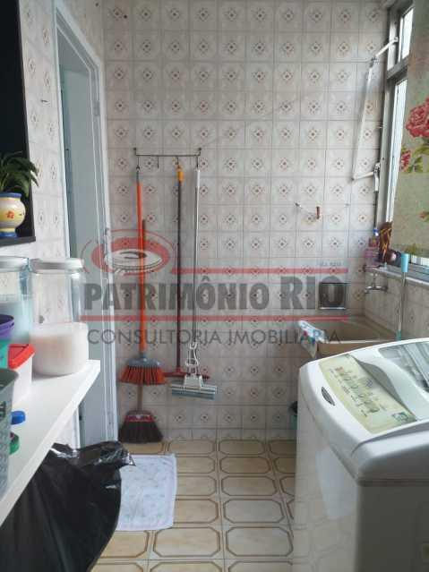 19 - Apartamento 2 quartos à venda Vista Alegre, Rio de Janeiro - R$ 330.000 - PAAP21261 - 21