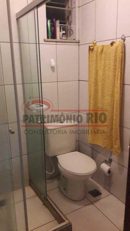 11 Banho P1 - Casa 4 quartos à venda Vicente de Carvalho, Rio de Janeiro - R$ 260.000 - PACA40084 - 10