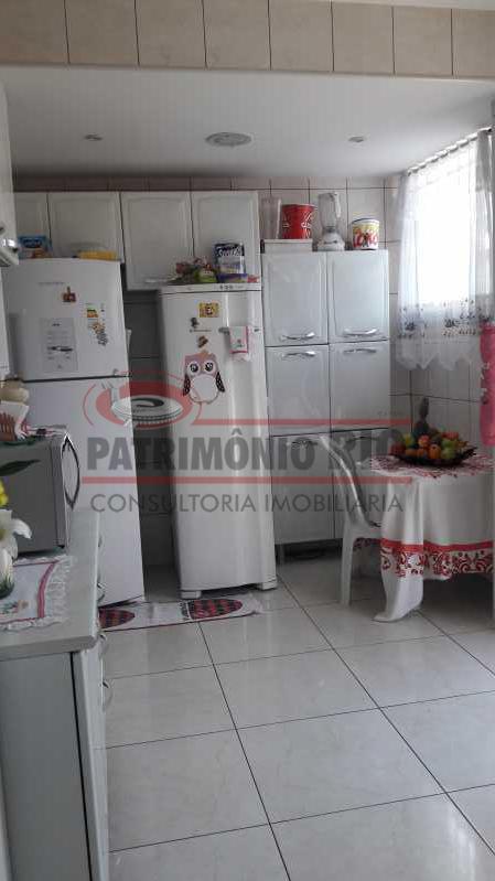 19 Cozinha - Casa 4 quartos à venda Vicente de Carvalho, Rio de Janeiro - R$ 260.000 - PACA40084 - 18