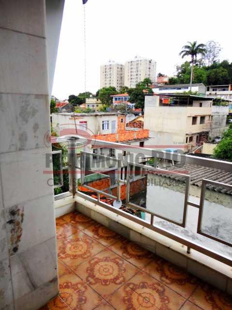 20 - Apartamento Ramos, Rio de Janeiro, RJ À Venda, 2 Quartos, 89m² - PAAP21426 - 19