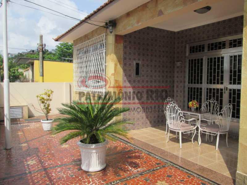 01 - Casa 2 quartos à venda Vista Alegre, Rio de Janeiro - R$ 800.000 - PACA20326 - 1
