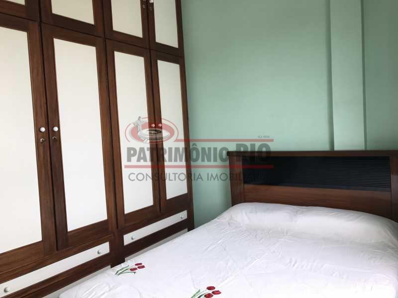 IMG_7426 - Apartamento frente, 2 qts, cozinha planejada, área separada, 1 vaga e doc ok - PAAP21498 - 11