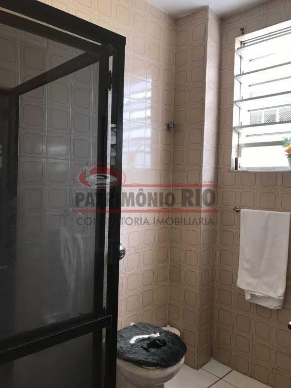 IMG_7430 - Apartamento frente, 2 qts, cozinha planejada, área separada, 1 vaga e doc ok - PAAP21498 - 17