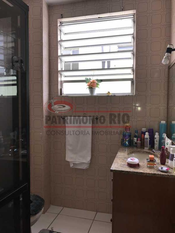 IMG_7431 - Apartamento frente, 2 qts, cozinha planejada, área separada, 1 vaga e doc ok - PAAP21498 - 18