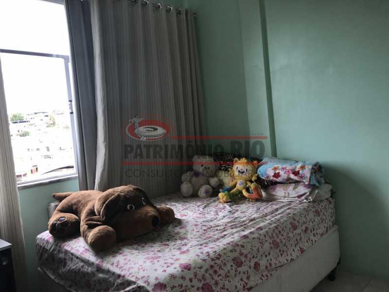 IMG_7436 - Apartamento frente, 2 qts, cozinha planejada, área separada, 1 vaga e doc ok - PAAP21498 - 14