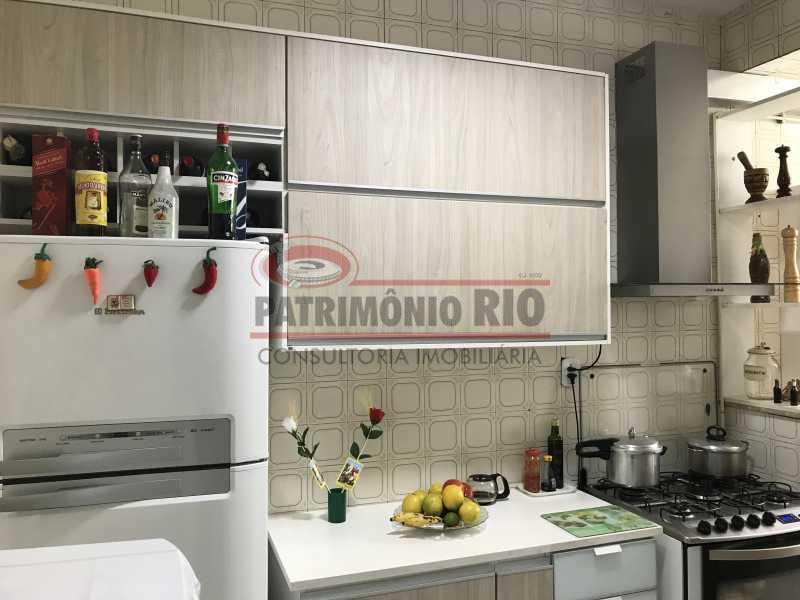 IMG_7444 - Apartamento frente, 2 qts, cozinha planejada, área separada, 1 vaga e doc ok - PAAP21498 - 19