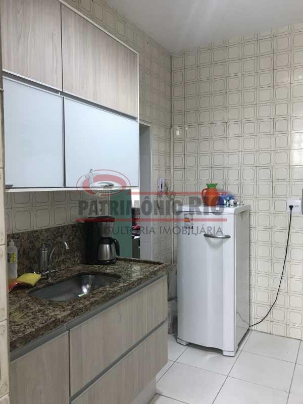 IMG_7451 - Apartamento frente, 2 qts, cozinha planejada, área separada, 1 vaga e doc ok - PAAP21498 - 20