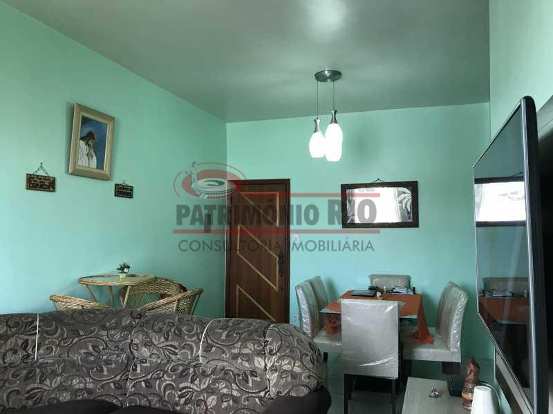 IMG_7458 - Apartamento frente, 2 qts, cozinha planejada, área separada, 1 vaga e doc ok - PAAP21498 - 6