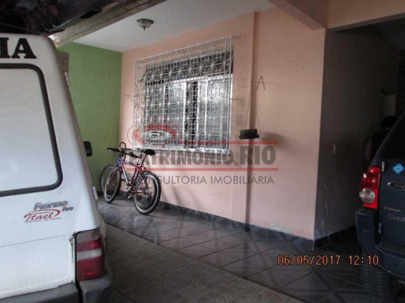 IMG_3751 - Espetacular Casa Triplex 3 quartos, 2 vagas de garagem Rocha Miranda - PACA30266 - 21