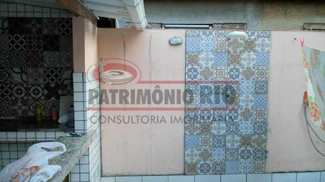 AREAA - Espetacular Casa Triplex 3 quartos, 2 vagas de garagem Rocha Miranda - PACA30266 - 6