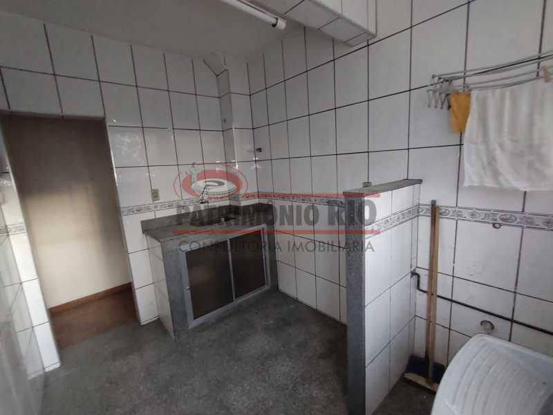 25 3 - Apartamento 3 quartos à venda Vista Alegre, Rio de Janeiro - R$ 255.000 - PAAP30441 - 26