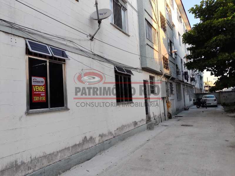 30 - Apartamento 3 quartos à venda Vista Alegre, Rio de Janeiro - R$ 255.000 - PAAP30441 - 31