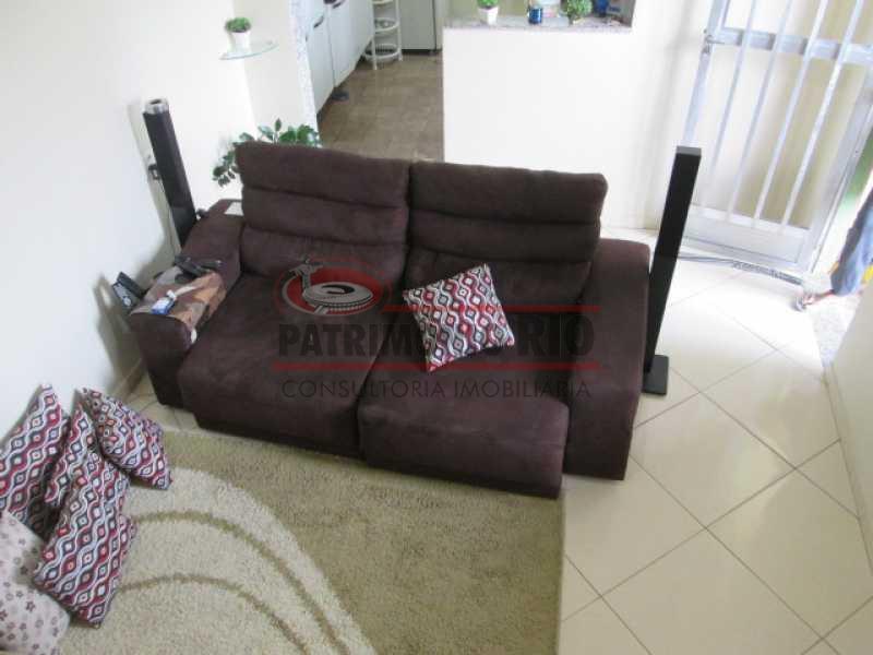 3 - Casa de Vila 2 quartos à venda Vigário Geral, Rio de Janeiro - R$ 125.000 - PACV20020 - 5