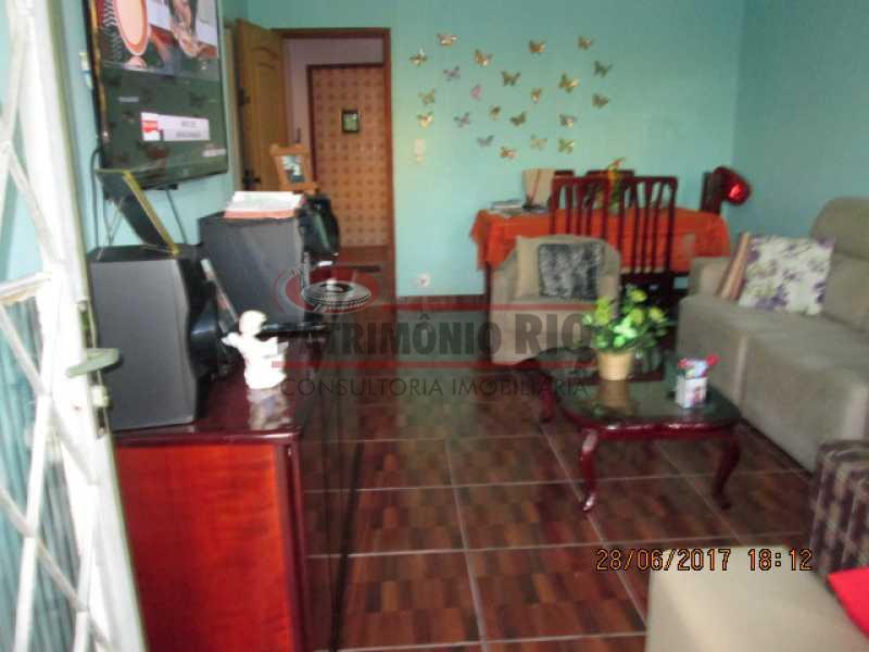 IMG_4176 - Espetacular Casa Triplex, 3quartos, 3 vagas de garagem - Vista Alegre - PACA30275 - 8