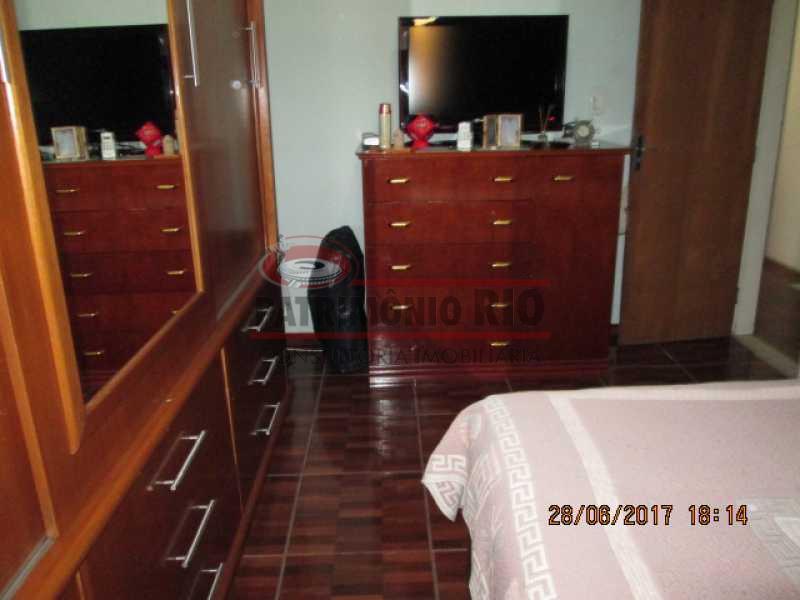 IMG_4182 - Espetacular Casa Triplex, 3quartos, 3 vagas de garagem - Vista Alegre - PACA30275 - 13