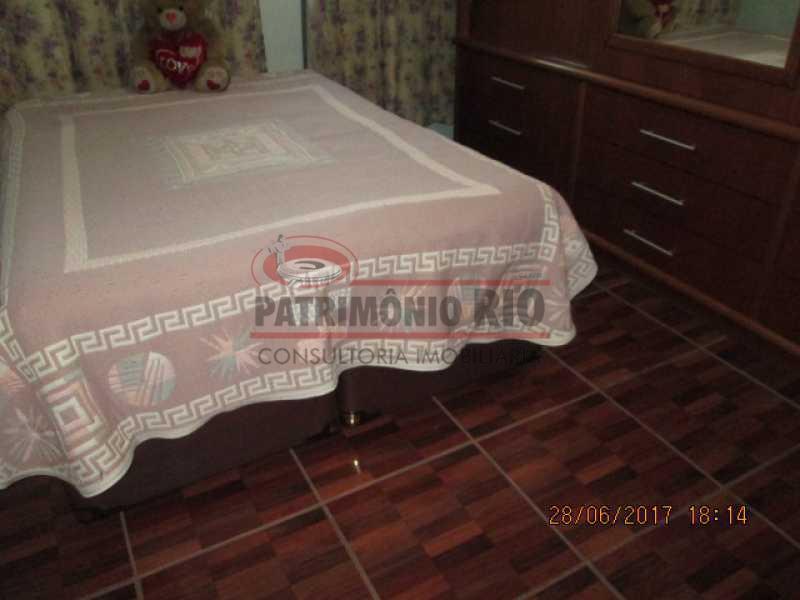 IMG_4183 - Espetacular Casa Triplex, 3quartos, 3 vagas de garagem - Vista Alegre - PACA30275 - 14