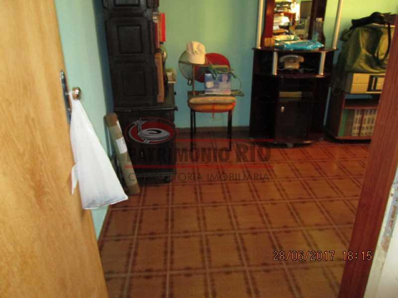 IMG_4190 - Espetacular Casa Triplex, 3quartos, 3 vagas de garagem - Vista Alegre - PACA30275 - 21