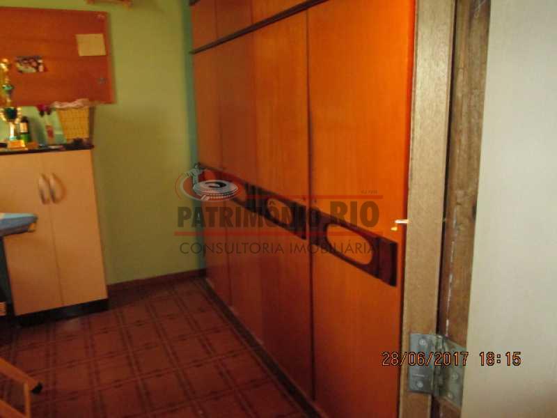 IMG_4191 - Espetacular Casa Triplex, 3quartos, 3 vagas de garagem - Vista Alegre - PACA30275 - 22
