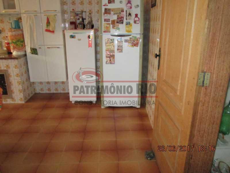 IMG_4193 - Espetacular Casa Triplex, 3quartos, 3 vagas de garagem - Vista Alegre - PACA30275 - 24