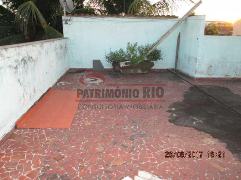 IMG_4202 - Espetacular Casa Triplex, 3quartos, 3 vagas de garagem - Vista Alegre - PACA30275 - 27