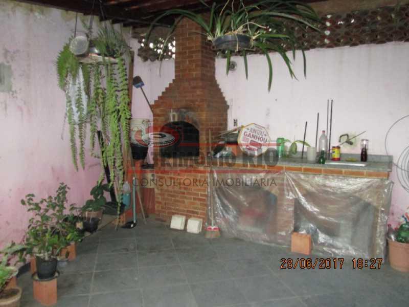 IMG_4210 - Espetacular Casa Triplex, 3quartos, 3 vagas de garagem - Vista Alegre - PACA30275 - 31