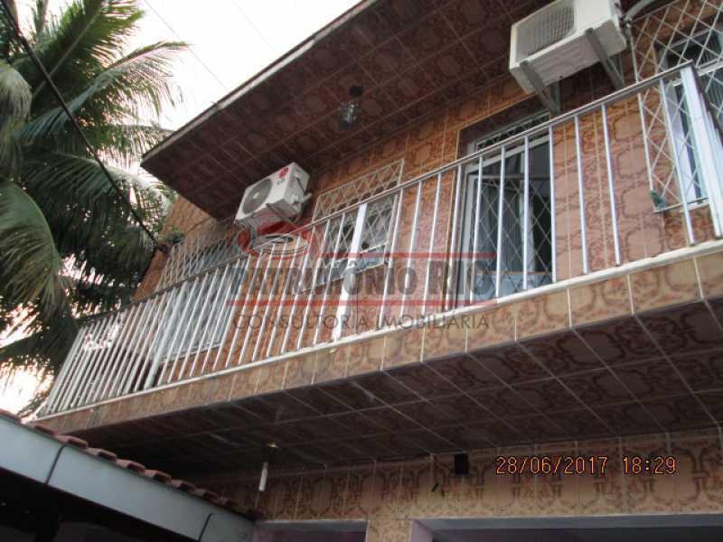 IMG_4211 - Espetacular Casa Triplex, 3quartos, 3 vagas de garagem - Vista Alegre - PACA30275 - 5