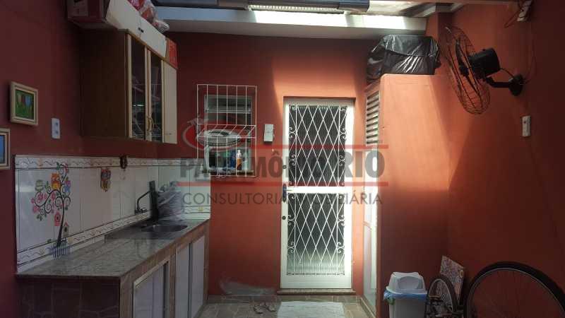 10 - Casa 2 quartos à venda Vista Alegre, Rio de Janeiro - R$ 500.000 - PACA20346 - 1