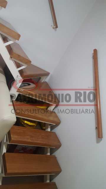 28 - Casa 2 quartos à venda Vista Alegre, Rio de Janeiro - R$ 500.000 - PACA20346 - 21
