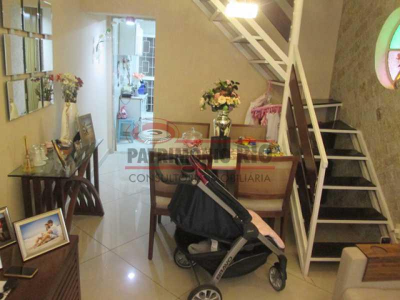 01 - Espetacular Casa Duplex Condomínio Itapera Vista Alegre - PACN20025 - 12