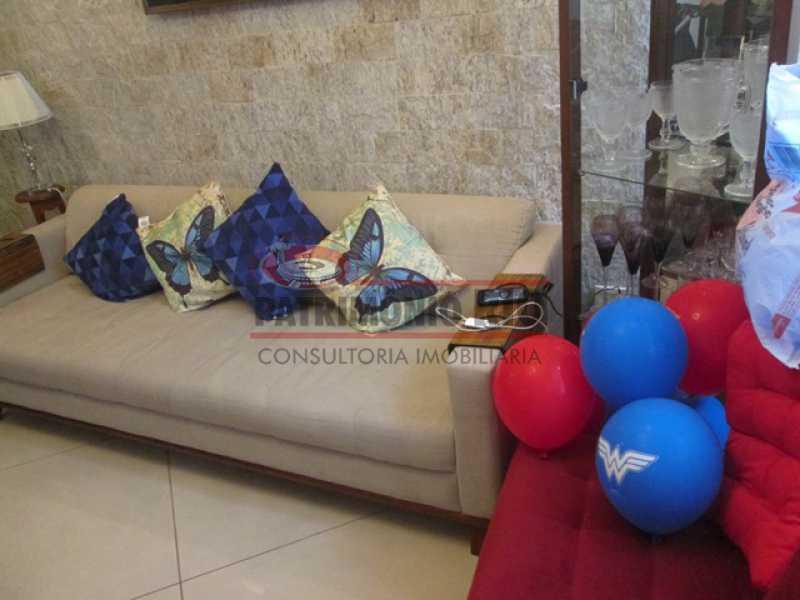 02 - Espetacular Casa Duplex Condomínio Itapera Vista Alegre - PACN20025 - 10
