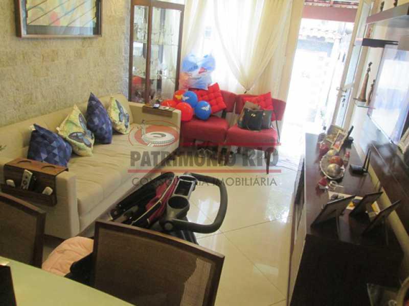06 - Espetacular Casa Duplex Condomínio Itapera Vista Alegre - PACN20025 - 9