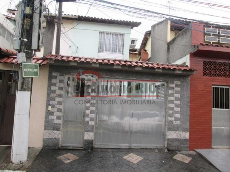 IMG_5524 - Espetacular Casa Duplex Condomínio Itapera Vista Alegre - PACN20025 - 1