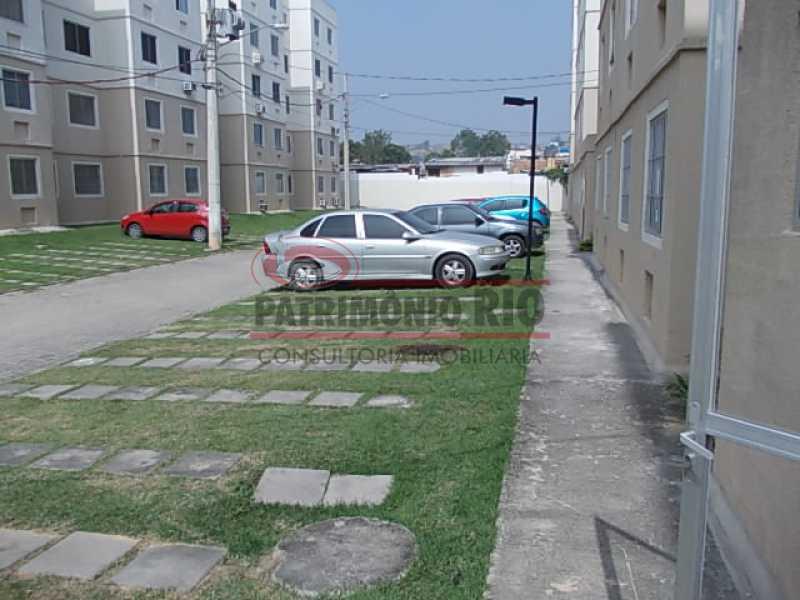 DSCN0039 - Apartamento 2 quartos à venda Pavuna, Rio de Janeiro - R$ 150.000 - PAAP21759 - 17