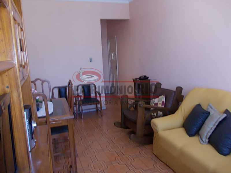 DSCN0004 - apartamento frente 2qtos - PAAP21773 - 3