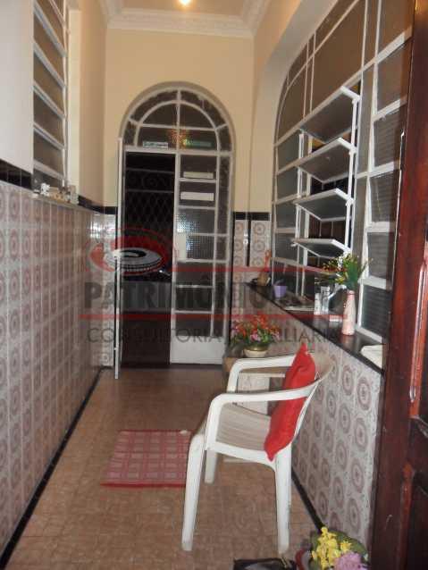SAM_9885 - Casa linear frente de rua 2 quartos Penha - PACA20355 - 4