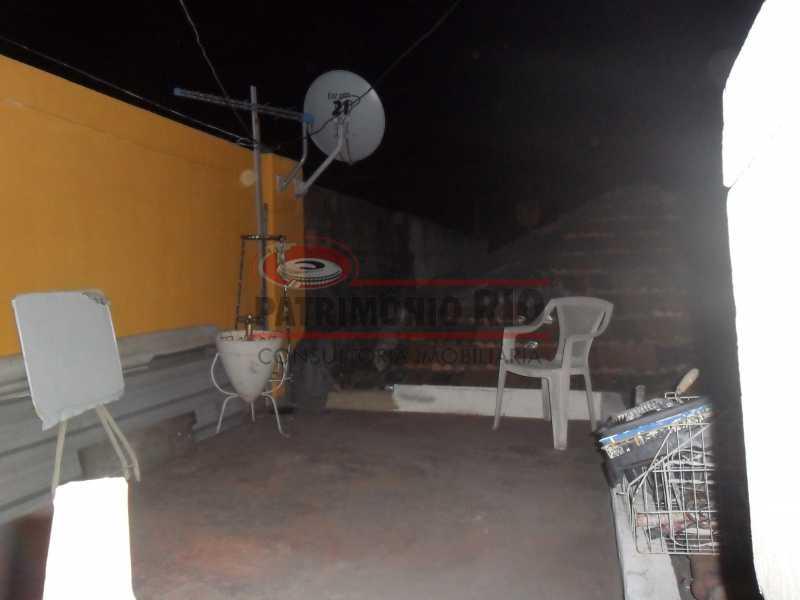 SAM_9917 - Casa linear frente de rua 2 quartos Penha - PACA20355 - 29