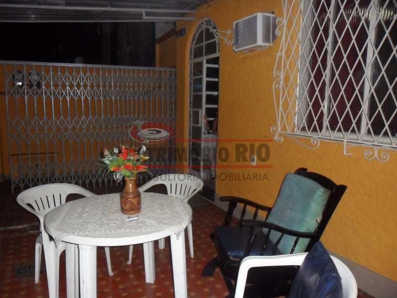 SAM_9921 - Casa linear frente de rua 2 quartos Penha - PACA20355 - 1