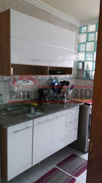 C6 - apartamento 2 quartos garagem Irajá - PAAP21810 - 1